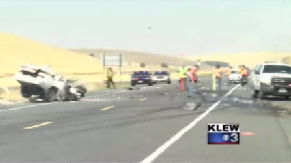 Fatal accident south of Colfax claims life | KLEW