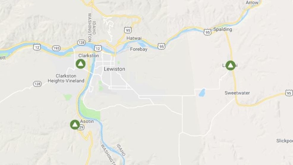 Strong Winds And Power Outages In Lc Valley Klew