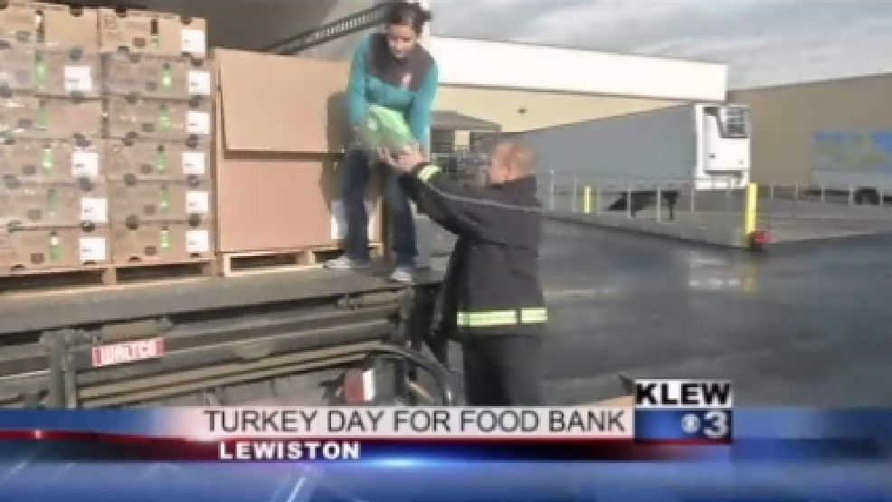 Rotary Donates 120 Turkeys To Food Bank Rotary Is All About
