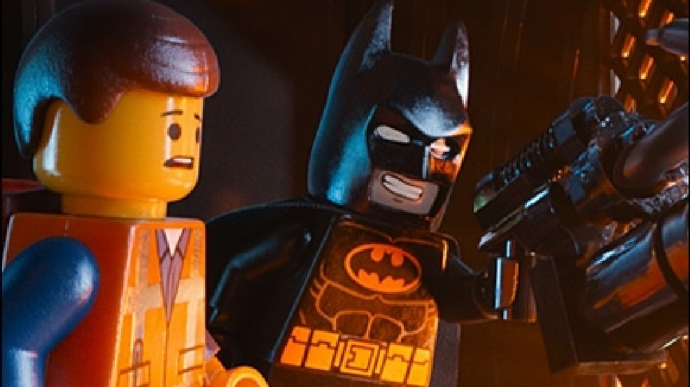 The Lego Movie Animators Show How The Film Was Made Klew