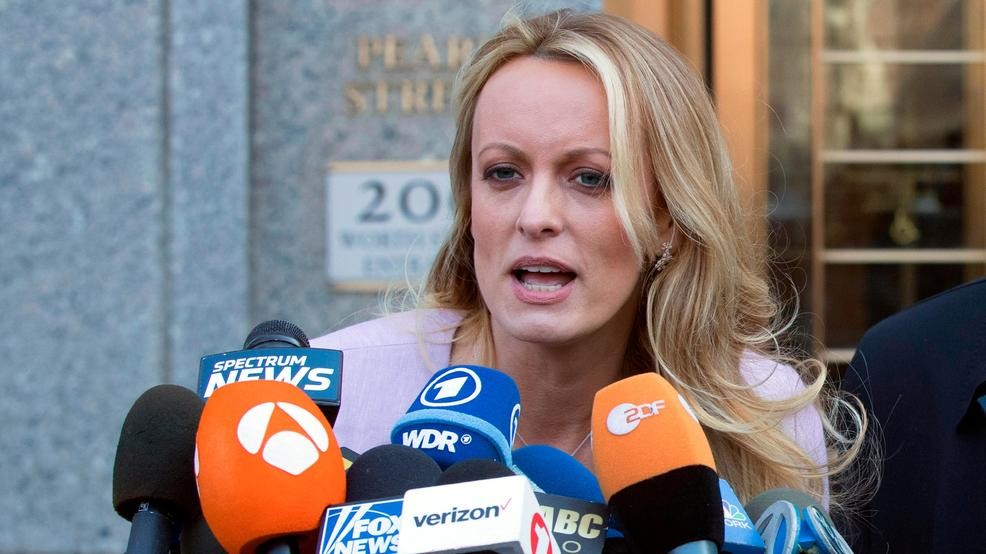 Police officers face discipline in Stormy Daniels arrest | KLEW