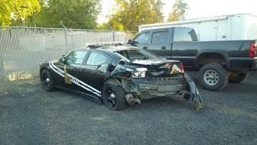 Police Woman Crashes Into Idaho State Troopers Car Cited And Released For DUI